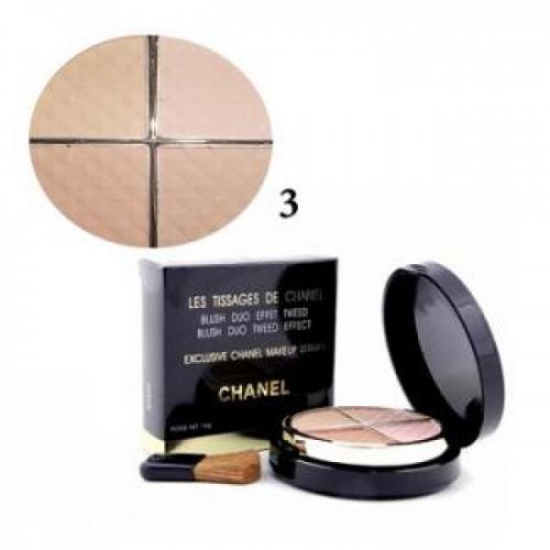 Пудра Chanel Contraste de poudres №3(копия)