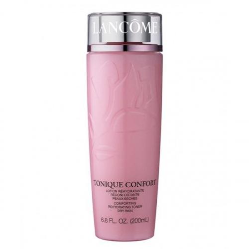 Тоник Lancome confort розовый 200 ml(копия)