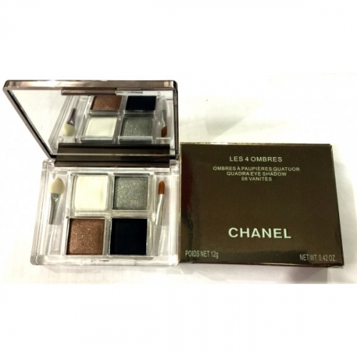 Тени Chanel Les 4 Ombres Quadra Eye Shadow 08 Vanites 12g №7(копия)