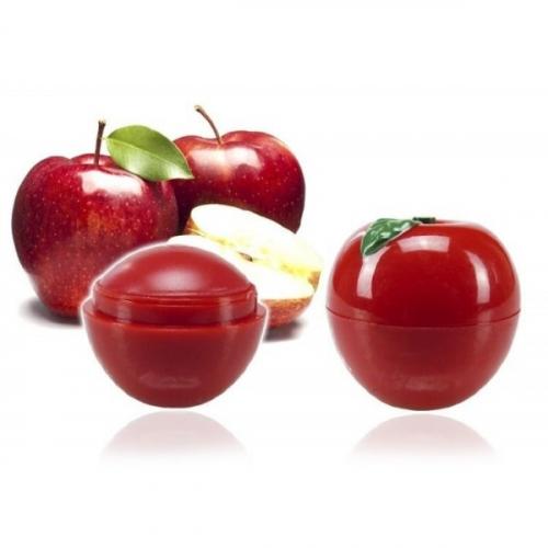 Ароматный защитный бальзам для губ Красное Яблоко 12g(копия)