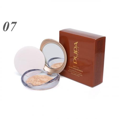 Пудра запеченная Pupa Milano Luminys Non Conventional Beauty №7(копия)