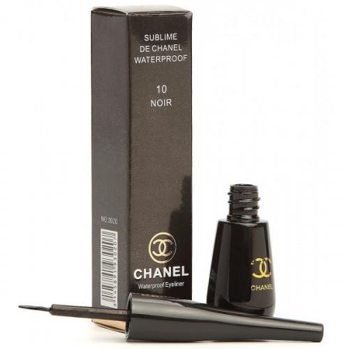Подводка Chanel Sublime de Chanel Waterproof 10ml (водостойкая)(копия)