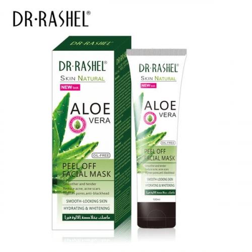 Очищающая маска-пленка для лица DR. Rashel Aloe Vera Peel Of Facial Mask 100 ml(копия)