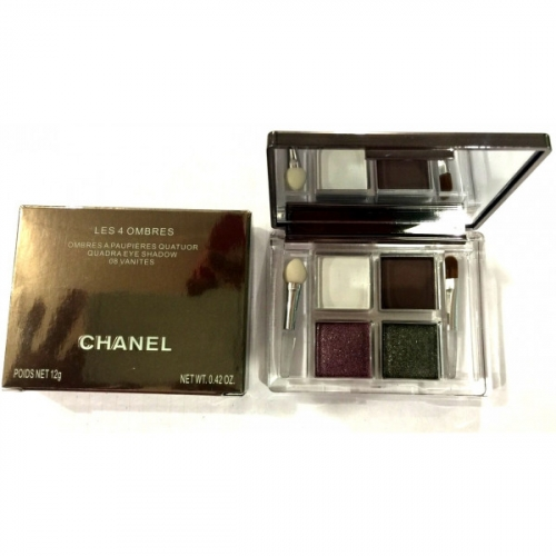 Тени Chanel Les 4 Ombres Quadra Eye Shadow 08 Vanites 12g №1(копия)