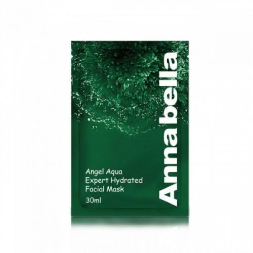 Тканевая маска с Морскими Водорослями Annabella Angel Aqua Expert Hydrated Facial Mask 30ml(копия)