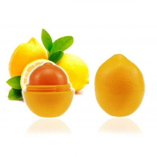 Ароматный защитный бальзам для губ Лимон 12g(копия)