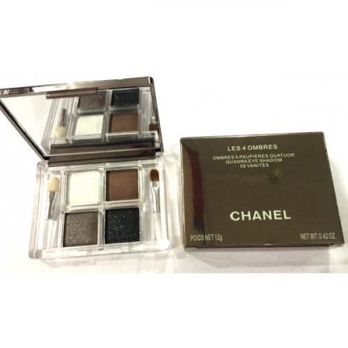Тени Chanel Les 4 Ombres Quadra Eye Shadow 08 Vanites 12g №6(копия)
