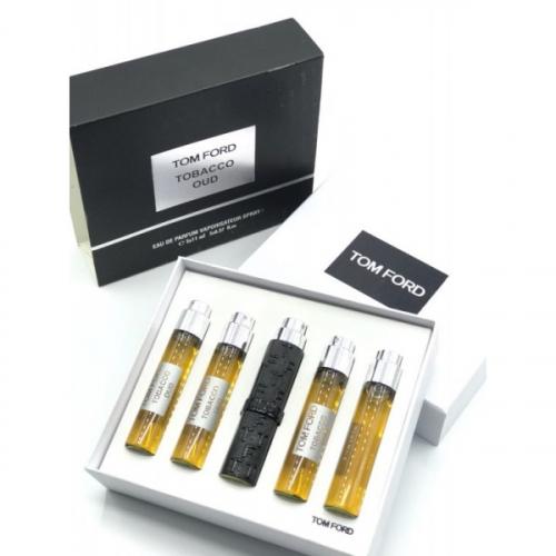 Набор парфюмов Tom Ford Tobacco Oud 5х11ml(копия)