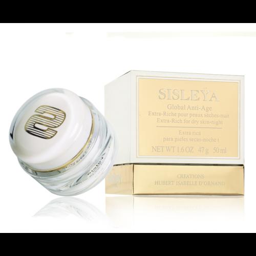 Крем Sisley Sisleya Global Anti-Age Extra-Riche Pour Peaux Seches-Nuit 50ml (ночной крем д/сухой кожи)(копия)