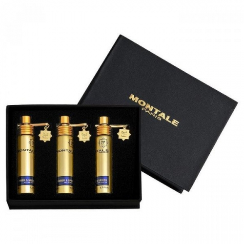 Набор Montale Amber & Spices 3x20ml(копия)