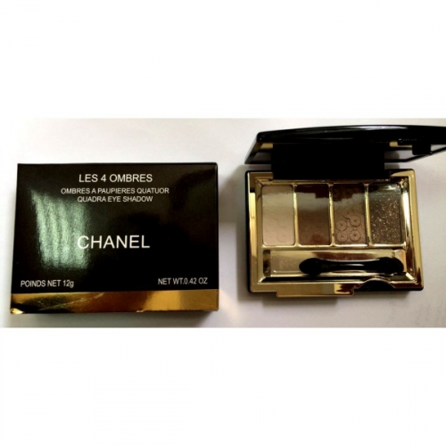 Тени Chanel Les 4 Ombres Quadra Eye Shadow 12g (длинные) №6(копия)