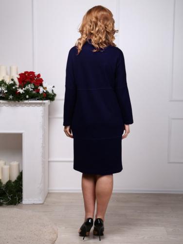 Платье 043/2, Синий