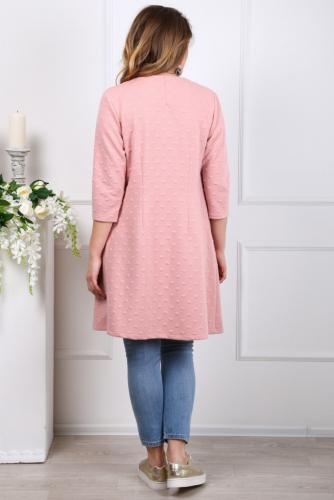 Пальто 124, розовый