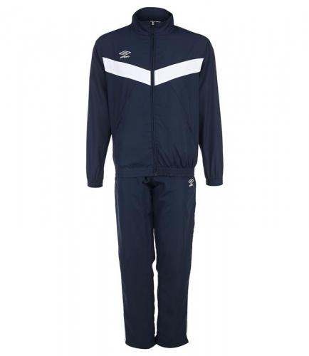 1921р. 2994р. UNITY LINED SUIT, костюм спорт. муж.(брюки прямые), (991) т.син/т.син/бел