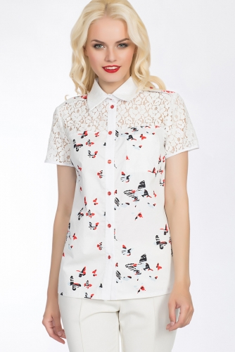 Блуза #52175
