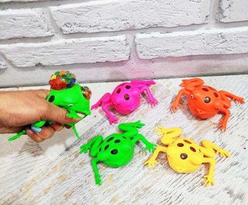 Большая лягушка-антистресс