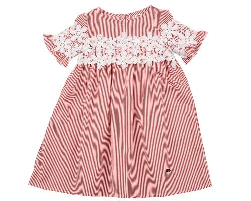 6324(1)крас Платье