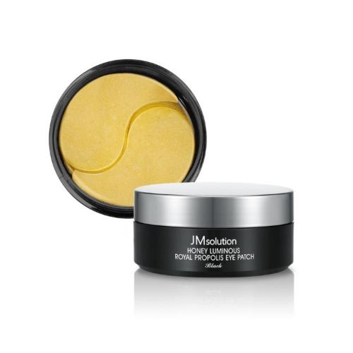 Патчи под глаза с экстрактом прополиса JMsolution Honey Luminous Royal Propolis Eye Patch 60шт