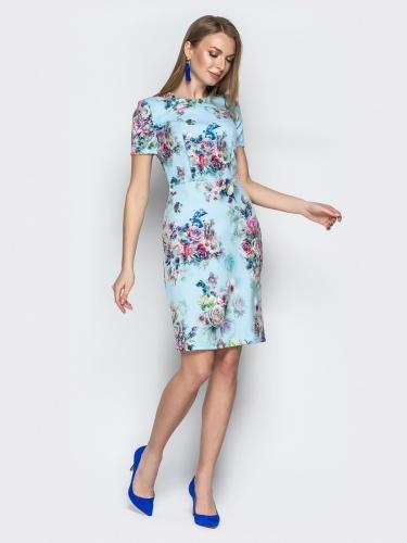 Платье 40065