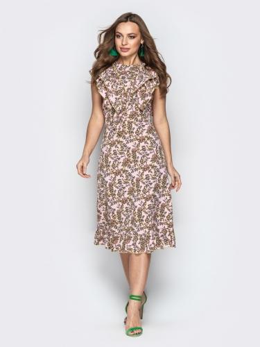 Платье 400228