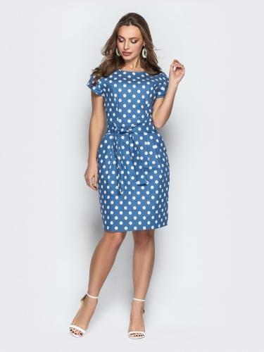 Платье 50048