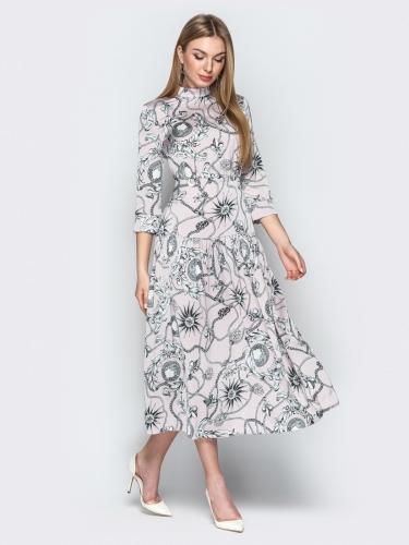 Платье 82025