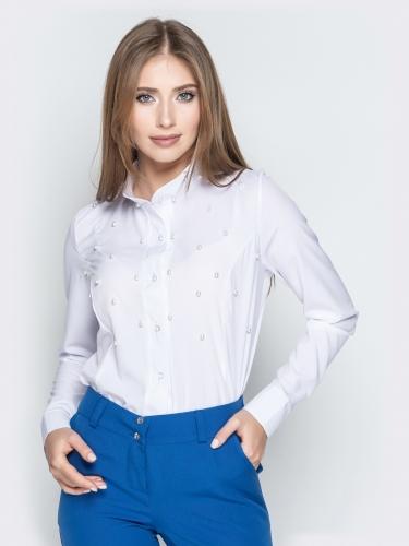 Блузка 40052