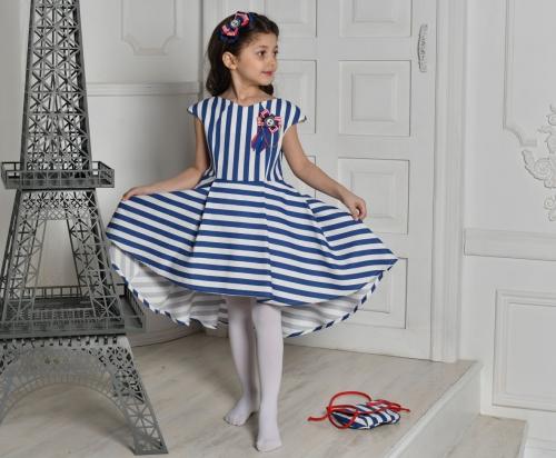 Л19-6 платье  « Чайка »