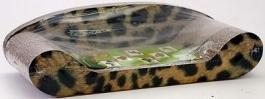 Триол CT06 Лежанка-когтеточка для кошек из гофрокартона