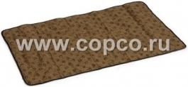 Beeztees 704531 Коврик охлаждающий в жару, коричневый 75*48*1см