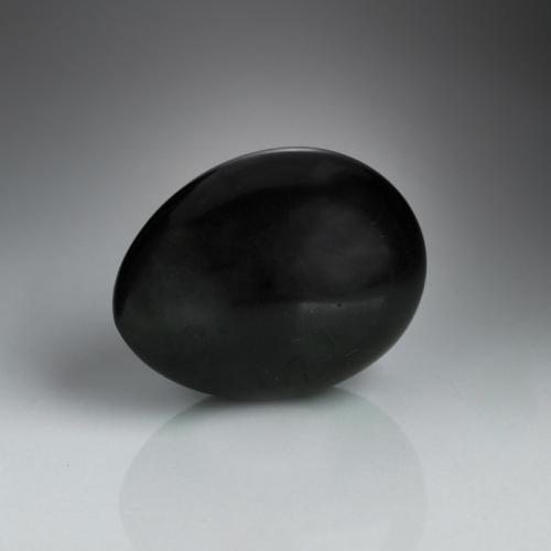 Яйцо шунгитовое, полированное, 6 см