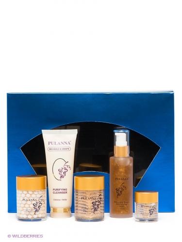 Подарочный набор - Bio-Gold & Grape Cosmetics Set