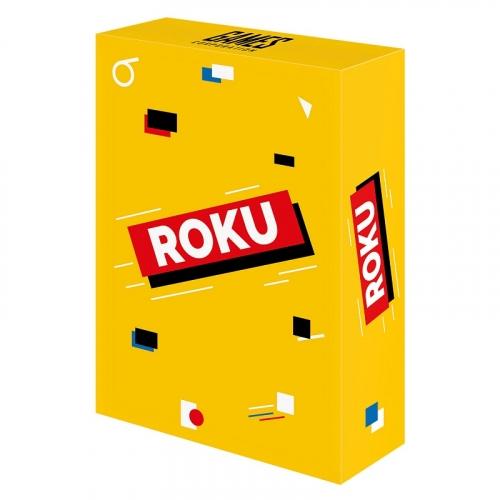 Настольная Карточная Игра ROKU