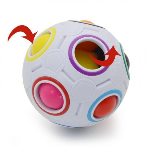 Футбольный Фиджет, шар-головоломка