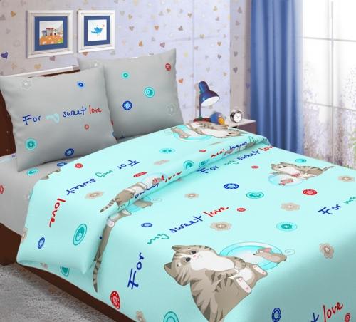 Комплект постельного белья, 1,5-сп.,494-2