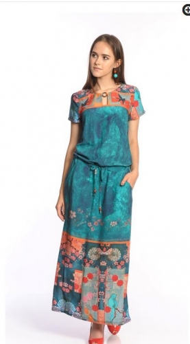 Платье Арт. 6704 912 Maxexpromt