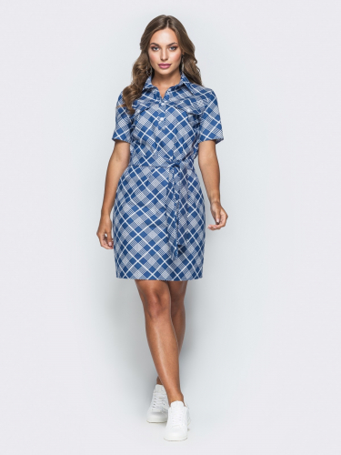Платье 50059