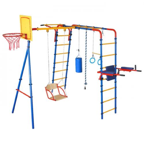 Детский спортивный комплекс уличный плюс