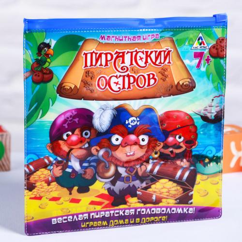 Магнитная игра «Пиратский остров»