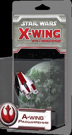 Настольная играStar Wars. X-Wing. Расширение A-Wing