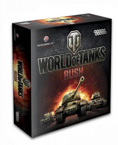Настольная играWorld of Tanks Rush