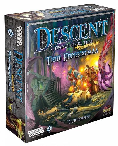 Настольная играDescent: Тень Нерекхолла