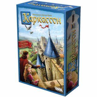 Настольная игра «Каркассон» (2-е издание)