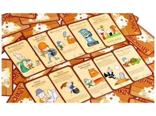 Настольная играМанчкин 5. Следопуты (2-е издание)