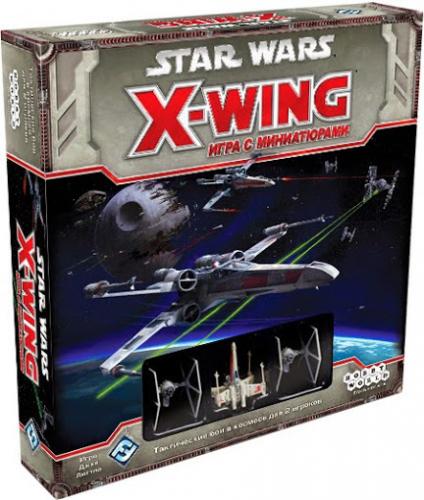 Настольная играStar Wars. X-Wing. Базовая игра