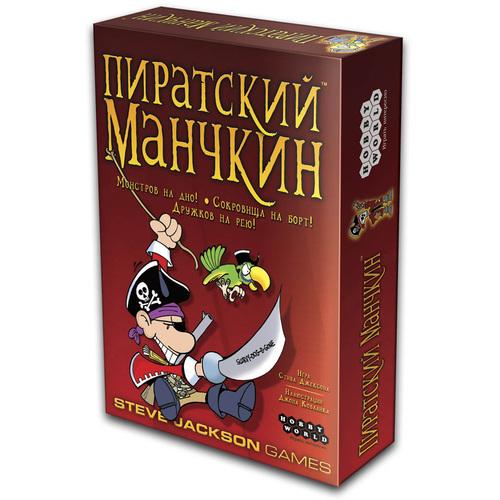 Настольная играПиратский Манчкин