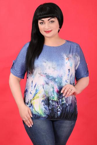 СИМАН 5508 Блуза