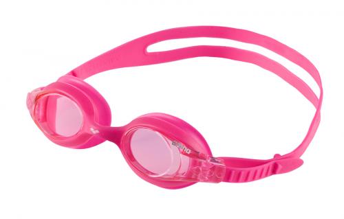 Очки для плавания X-LITE KIDS pink-pink (20-21)