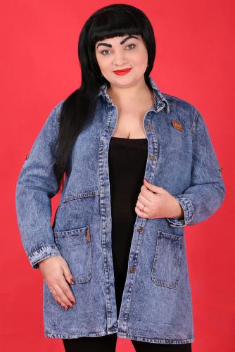 К1-53 80 Куртка джинсовая