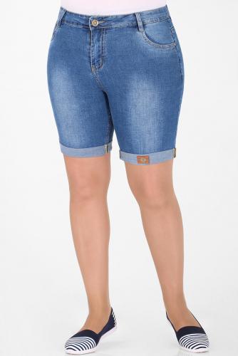 1У-54 D012 Шорты джинсовые